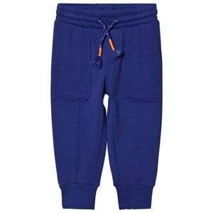 Billybandit Boys Bottoms Blue Blue Sweat Pants