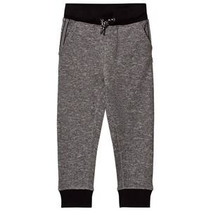 Boss Boys Bottoms Grey Grey Marl Track Pants