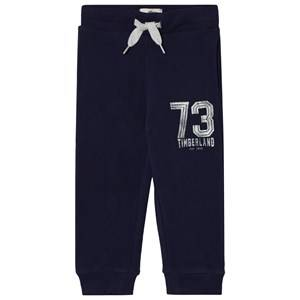 Timberland Boys Bottoms Navy Navy Branded Sweat Pants