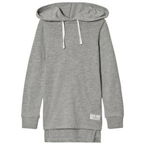 I Dig Denim Unisex Jumpers and knitwear Grey Bonnie Hoody Grey
