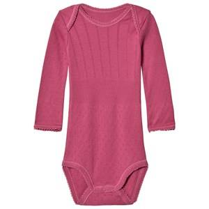 Noa Noa Miniature Girls All in ones Red Doria Body Red Violet