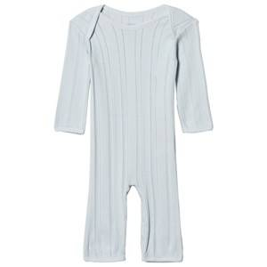 Noa Noa Miniature Boys All in ones Blue Dorian One-Piece Baby Blue