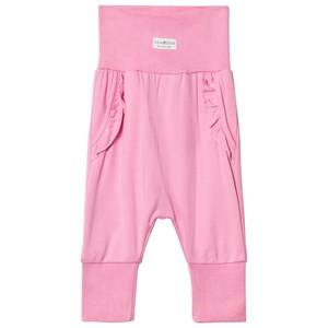Nova Star Girls Bottoms Pink Pink Flounce Baby Trousers