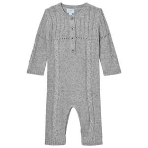 Noa Noa Miniature Boys All in ones Grey Grey Knit One-Piece