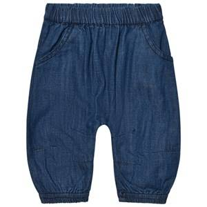 Noa Noa Miniature Boys Bottoms Blue Baggy Denim Trousers