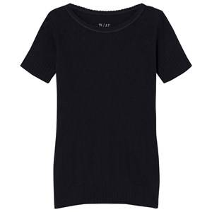 Noa Noa Miniature Girls Tops Black Doria Mini Basic T-Shirt Black