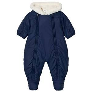 Carrément Beau Boys All in ones Navy Navy Teddy Lined Coverall