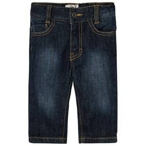 Timberland Boys Bottoms Blue Indigo Slim Fit Jeans