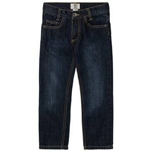Timberland Boys Bottoms Navy Indigo Slim Fit Jeans