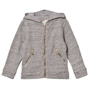 Emile et Ida Girls Jumpers and knitwear Grey Sweater with ears
