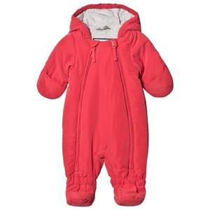 Petit Bateau Girls Coveralls Cosmetique Pink Coverall