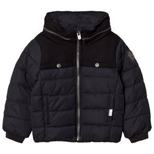 IKKS Boys Coats and jackets Black Black Padded Coat
