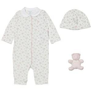 Ralph Lauren Girls Clothing sets Pink Pink Floral Baby One-Piece Gift Set