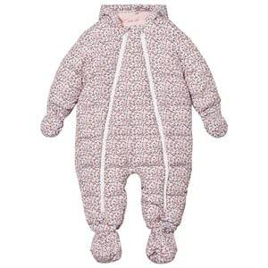 Cyrillus Girls Coveralls Pink Pink Floral Coverall