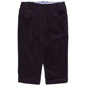 Cyrillus Boys Bottoms Navy Navy Corduroy Pants