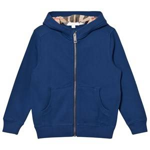 Burberry Boys Jumpers and knitwear Blue Pearcy Hoodie Marine Blue