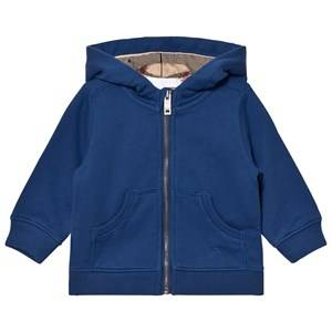 Burberry Boys Jumpers and knitwear Blue Mini Pearce Hoodie Marine Blue