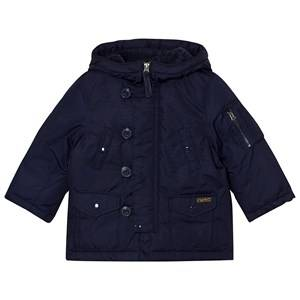 Ralph Lauren Boys Coats and jackets Navy Navy Hooded Down Jacket