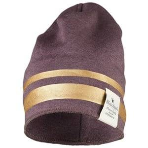 Elodie Details Unisex Headwear Purple Winter Beanie Gilded Plum