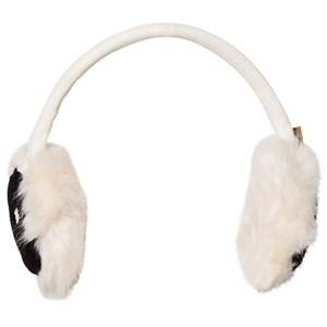 Barts Unisex Headwear White Smiley Face Candy Earmuffs White