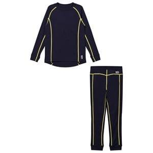 Barts Boys Baselayers Navy Navy Base Layer Outfit