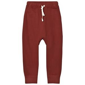 Gray Label Unisex Bottoms Red Baggy Pant Seamless Burgundy
