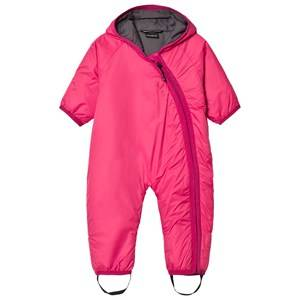 Isbjörn Of Sweden Unisex Coveralls Pink Frost Baby Coverall Pink