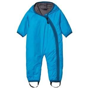 Isbjörn Of Sweden Unisex Coveralls Blue Frost Baby Coverall Turquoise