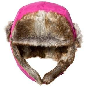 Isbjörn Of Sweden Unisex Headwear Pink Squirrel Winter Cap Pink