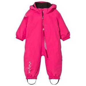 Isbjörn Of Sweden Unisex Coveralls Pink Toddler Padded Coverall Pink