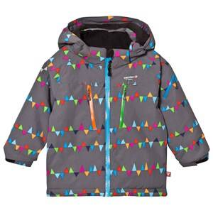 Isbjörn Of Sweden Unisex Coats and jackets Grey Helicopter Winter Jacket Grey