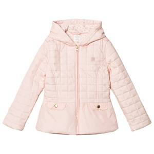 Carrément Beau Girls Coats and jackets Pink Pink Quilted Jacket