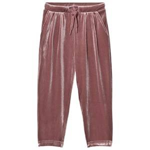 Petit by Sofie Schnoor Girls Bottoms Purple Pants Faded Purple