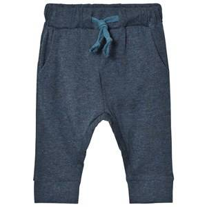 Petit by Sofie Schnoor Unisex Bottoms Navy Pants Petrol