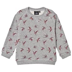 Petit by Sofie Schnoor Unisex Jumpers and knitwear Grey Sweat Grey Melange