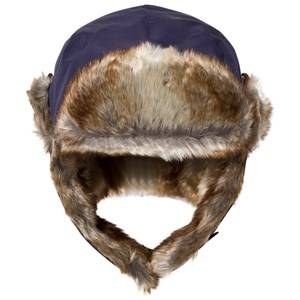 Isbjörn Of Sweden Unisex Headwear Navy Squirrel Winter Cap Navy