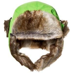 Isbjörn Of Sweden Unisex Headwear Green Squirrel Winter Cap Green