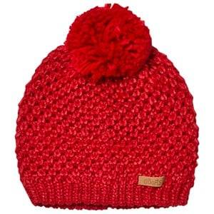 Barts Boys Headwear Red Red Knitted Cers Beanie