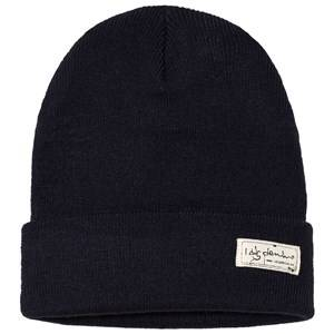 I Dig Denim Unisex Headwear Blue Morris Beanie Dark Blue