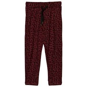 Petit by Sofie Schnoor Girls Bottoms Red Pants Rouge