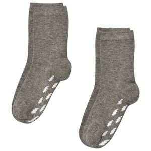Civiliants Unisex Underwear Grey Flash Socks (2 Pack) Grey