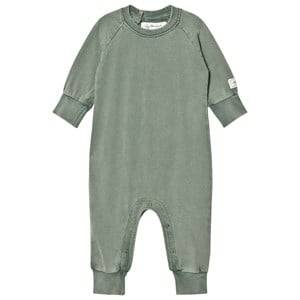 I Dig Denim Boys All in ones Green Ben One-Piece Green Washed
