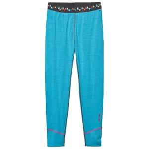Isbjörn Of Sweden Unisex Baselayers Husky Longjohn Baselayer Turquoise