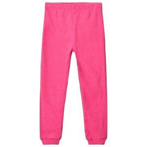 Isbjörn Of Sweden Unisex Fleeces Pink Lynx Microfleece Pants Pink