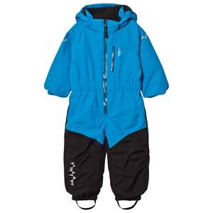 Isbjörn Of Sweden Unisex Coveralls Blue Penguin Snowsuit Turquoise
