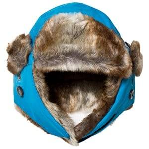 Isbjörn Of Sweden Unisex Headwear Blue Squirrel Winter Cap Turquoise