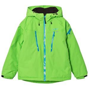 Isbjörn Of Sweden Boys Coats and jackets Green Carving Winter Jacket Green