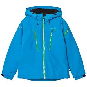 Isbjörn Of Sweden Boys Coats and jackets Blue Carving Winter Jacket Turquoise