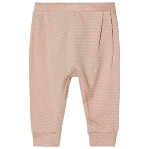 Mini A Ture Girls Bottoms Pink Eroa Pants Rose Dust