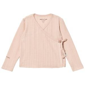 Mini A Ture Girls Tops Pink Europa Blouse Rose Dust